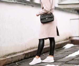 blogger, brunette, and chanel image