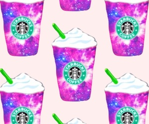 background, galaxy, and girly image