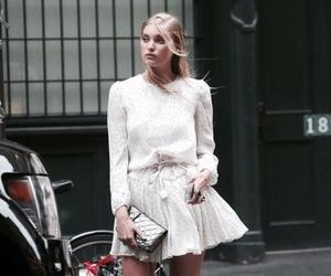 fashion, elsa hosk, and model image