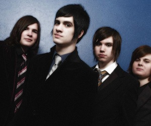 bands, emo, and panic at the disco image