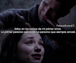 amor, teen wolf, and frases image