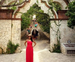 mexico and xcaret image