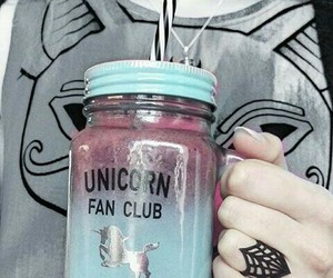 unicorn and drink image