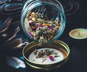 aesthetic, apothecary, and flowers image