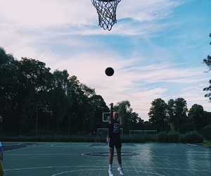 Basketball, theme, and instagram image