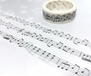 love song, music note, and musical note image