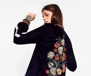 boho, flower, and Zara image