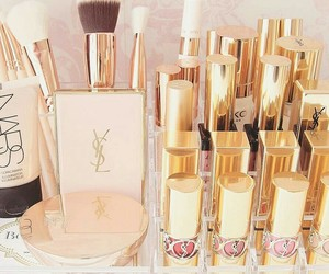 YSL, makeup, and nars image