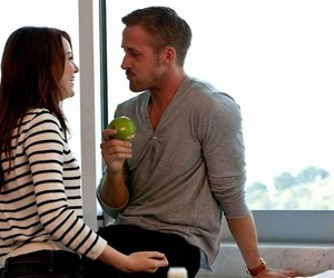 love, ryan gosling, and emma stone image