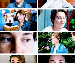 Shailene Woodley and the fault in our stars image