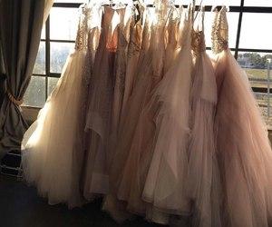 dress, luxury, and tumblr image