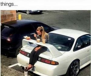 cars, girlsbelike, and funny image