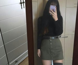 casual fashion, k fashion, and clothes image