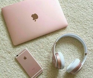 apple, laptop, and phone image