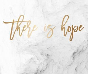 wallpaper, hope, and quotes image