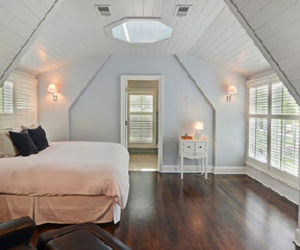 room, bed, and style image