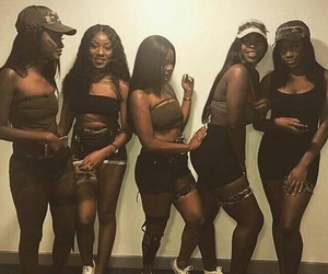melanin and friends image