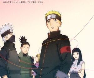 anime, naruto, and temari image