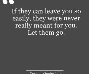 leave, quote, and let them go image