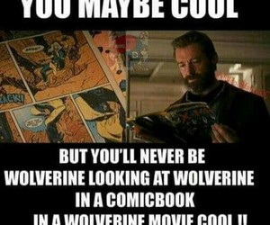 Marvel and wolverine image