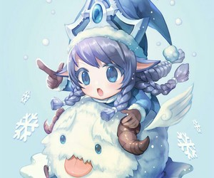 lulu, league of legends, and lol image