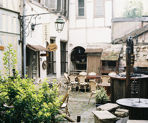 vintage, photography, and cafe image
