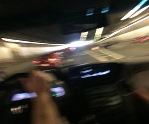 grunge, dark, and blurry image