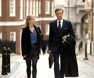 bridget jones and Colin Firth image