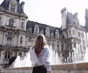 city, fashion, and monument image