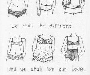 b & w, feminism, and indie image