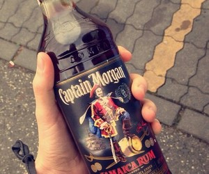 alcohol and captain morgan image