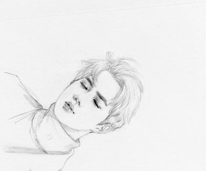 kpop, exo, and suho image