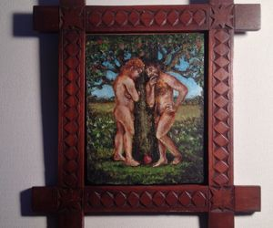 ebay, direct from the artist, and paintings image