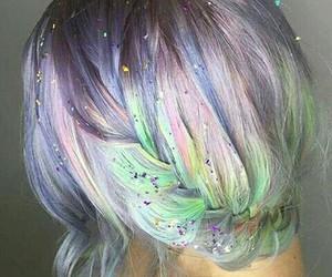 cabello de color image