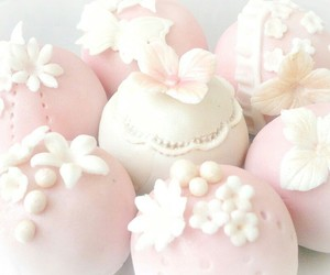 pink, cute, and beautiful image