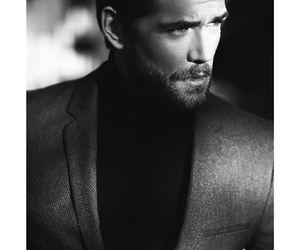 gentleman, beard, and man image