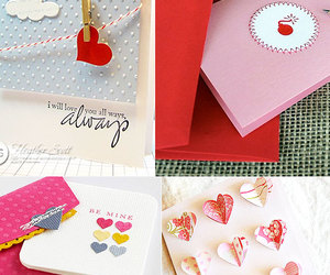 cards, hearts, and cute image