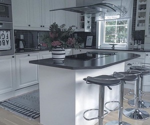 beautiful, inredning, and kitchen image