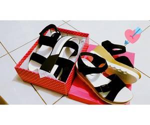 gift, shoes, and kawaii image