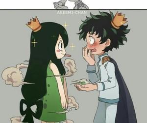 anime, boku no hero academia, and anime girl image