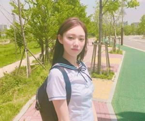 model, actress, and korean image