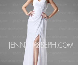 dress, dresses, and Prom image