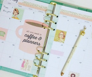 planner, carpediem, and resetgirl image