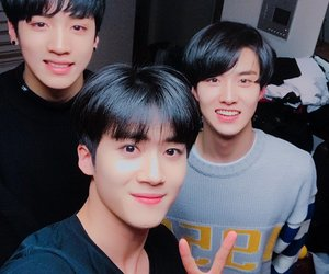 pentagon, kpop, and wooseok image