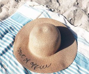 hat and out of office image