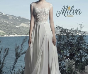 beautiful, gown, and princess image