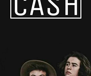 cash and magcon image