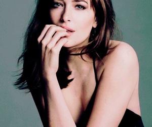 actress, beautiful, and anastasia steele image