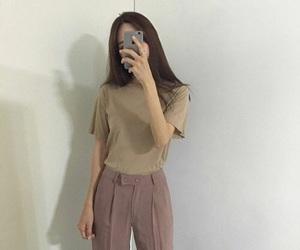 fashion, girl, and asian image