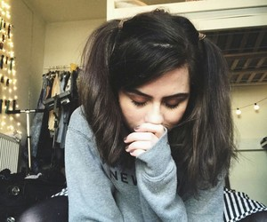 girl, doddleoddle, and dodie image